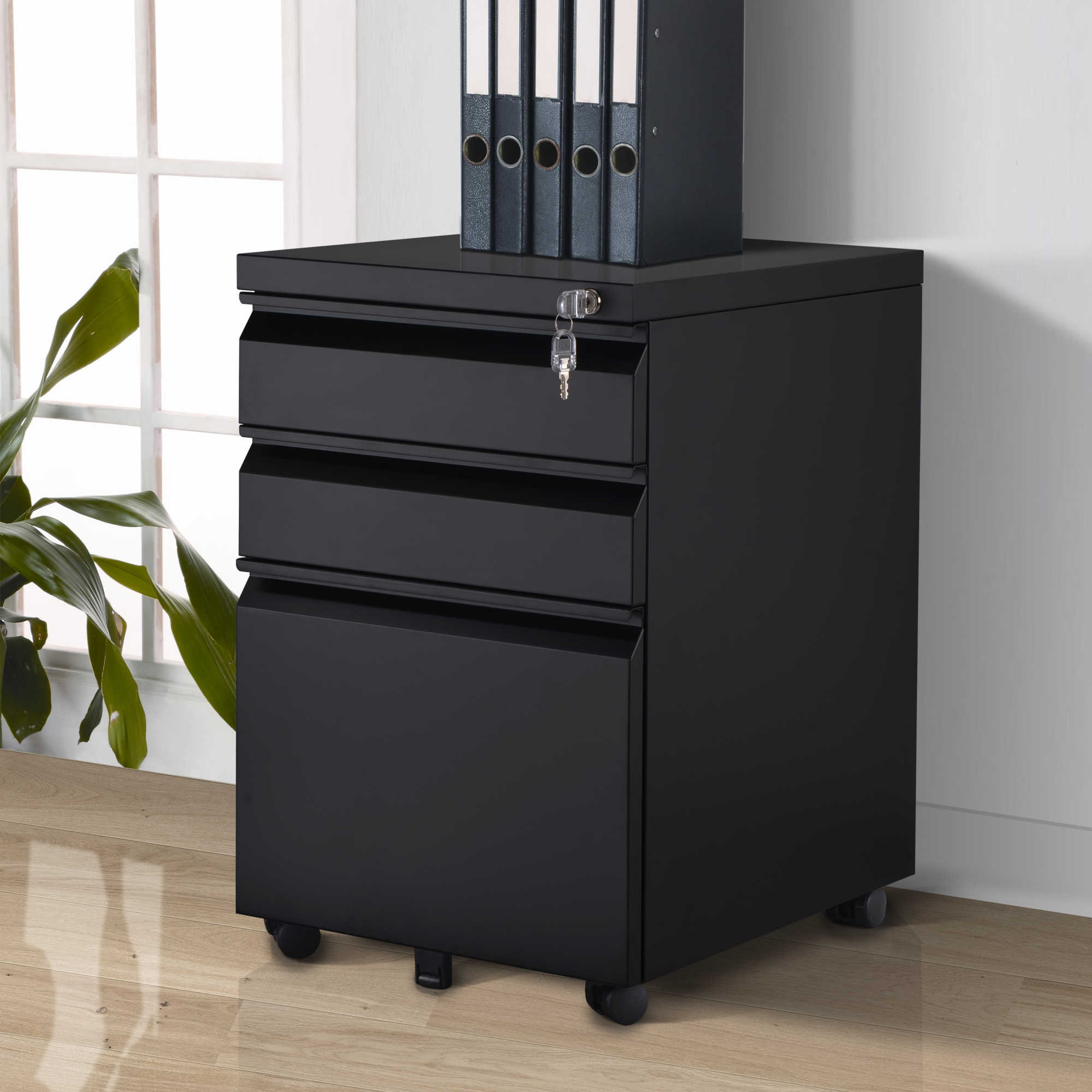 High Quality Steel Modern File Cabinets