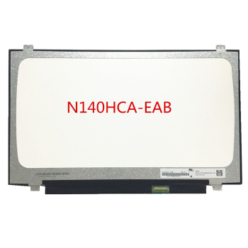 Free Shipping N140HCA-EAB N140HCA EAB 14.0''inch Laptop Lcd Screen IPS 1920*1080 EDP 30 Pins