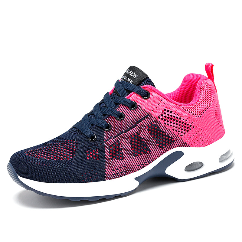 Spring 2021 new women's shoes fashion running shoes soft soled leisure sports shoes women's shoes 3