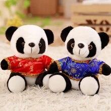 Китай национальное сокровище панда плюшевые игрушки одеваются