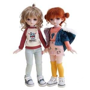 Image 3 - BJD Girl dolls 30 CM doll ,doll for gift