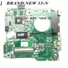 BRAND NEW,737986-501 ,DA0U82MB6D0 REV : D 15-N Laptop Mother