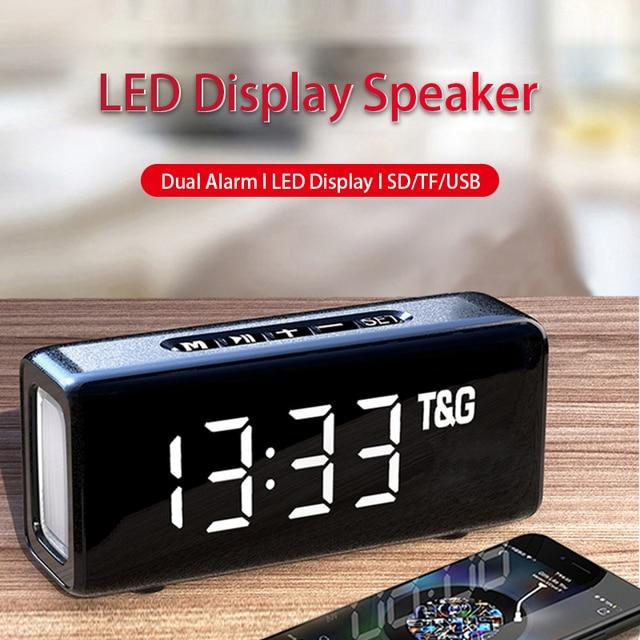 Solar Portable Bluetooth Speaker FM Radio Soundbar stereo Wireless subwoofer Outdoor Sports Waterproof USB Speakers caixa de som