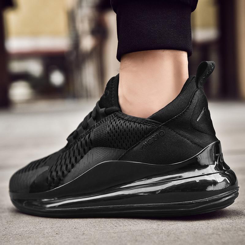 Новые амортизирующие мужские кроссовки с полыми подошвами спортивная обувь для мужчин 720, спортивная обувь для взрослых, обувь для занятий ...