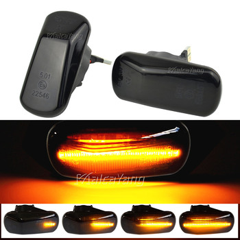 2PCS Led Side Marker Turn Signal Light lamp For Honda CRV Accord Civic Jazz Fit Stream Integra DC5 City Odyssey Acura RSX NSX image