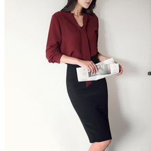 Professional Suit Female Summer 2020 New Elegant OL Skirt Fashion Beautician Uniforms Office Lady Work Wear Women Sets LX1751(China)