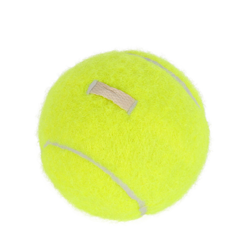 Elastic Rubber Band Tennis Balls Tennis Training Belt Line Training Ball  Hs0