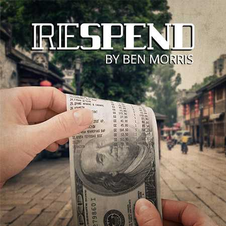 Ben Morris - Respend  Magic Tricks- Magic