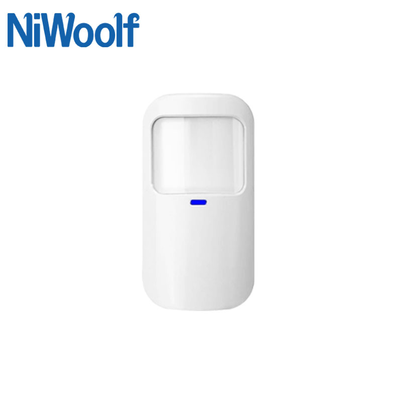 433MHz Wireless Infrared Detector Below 10kg  PET Immune Wireless 1527 Code For Our Wifi   GSM   PSTN Home Security Alarm