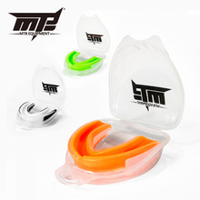 Karate Tooth Protector Boxing EVA Mouthguard Brace Boxing Tooth Protector Tooth Guard Sports Brace Orthodontic Appliance Trainer
