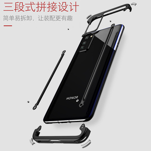 Image 3 - OATSBASF Metal luxury Samsung S20 pro case cool Mobile phone protective cover for s20 ultra 5G