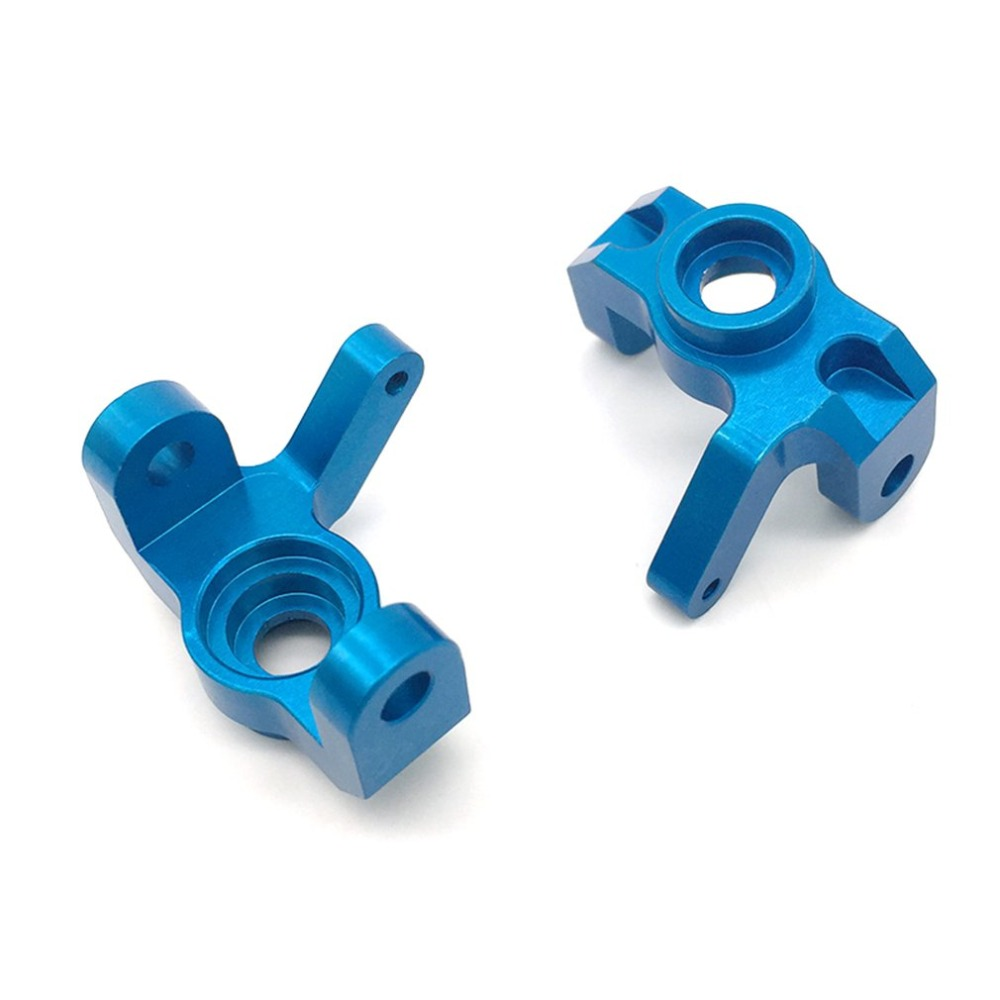2x Blue RC Car Parts Left/Right Steering Cup for <font><b>Wltoys</b></font> <font><b>12428</b></font> 1:12 FY-03 DIY Car Parts Left/Right Steering Cup for <font><b>Wltoys</b></font> <font><b>12428</b></font> image