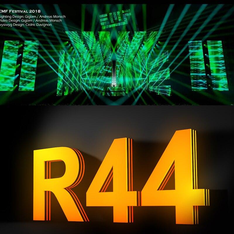 WYSIWYG lanzamiento 44 R44 preforma dongle wysiwyg R44 ma2 abuela 2 artnet DMX512, luces de discoteca, luces de fiesta, software de escenario Lámpara inteligente T50 de cielo estrellado, luz de noche con WIFI mejorada, luces que ondean en el océano, Luna estrellada, 6 colores, lámpara de iluminación para regalos