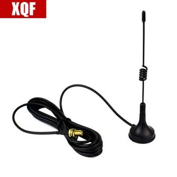 XQF Mini car little sucker UHF hand handheld walkie-talkie baofeng BF UV-5R antenna high-gain 136/430MHz