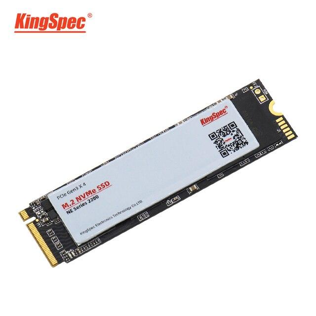 KingSpec M.2 SSD 500GB 512GB PCI e3.0X4 sygnał NVMe solidny dysk twardy HDD HD 22X80 SSD M2 wewnętrzny dysk twardy do laptopów tablety