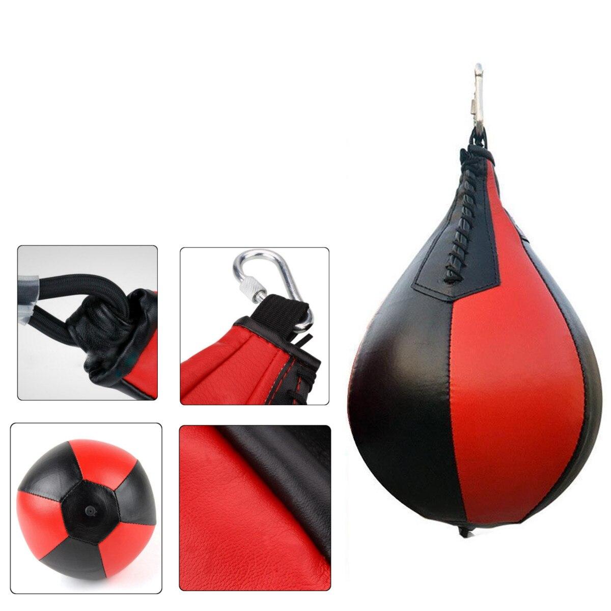 Bag Fitness Bola Velocidade de Boxe Final