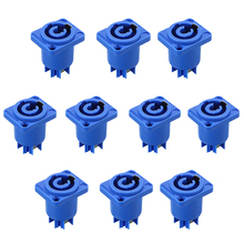 цена на 20PCS NAC3FCA 20A AC Cable Speak-ON Connector 250V Powercon 3 Pin Speaker Chassis Adapter PowerCon Connector Male Plug
