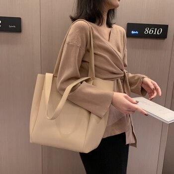 Hot sale women handbag large capacity shoulder bags   3