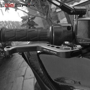 Image 2 - لكاواساكي النينجا ZX10R ZX 10R ZX 10R 2006 2007 2008 2009 2010 2011 2012 2013 2014 2015 دراجة نارية CNC الفرامل عتلات الفاصل