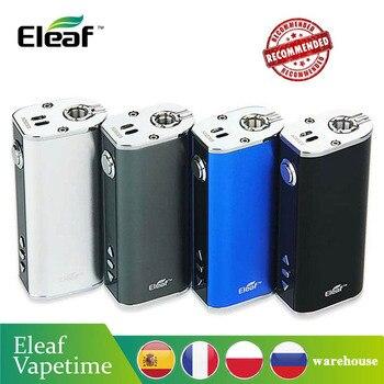 Original Eleaf iStick TC 40W Box Mod 2600mAh Temperature Control TC40W Battery Mod Support TC-Ni/VW Mode Electronic Cigarette