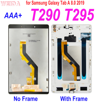 "8"" AAA+ LCD for Samsung Galaxy Tab A 8.0 2019 SM-T290 SM-T295 T290 T295 LCD Display Touch Screen Digitizer Assembly Replacement"