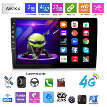 Video-Player Autoradio Bluetooth Wifi Android Essgoo 10inch Toyota 2din Honda Volkswagen