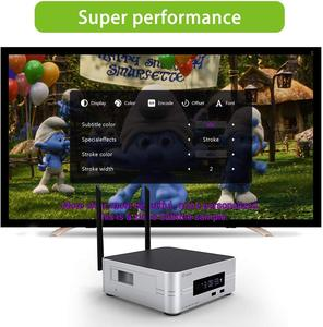 Image 3 - Zidoo Z10 4K Media Player Android 7.1 Smart Tv Box 2G 16G DDR Set Top Box 10Bit HDR Dual WiFi  USB 3.0 BT 4.0 with Free Gift