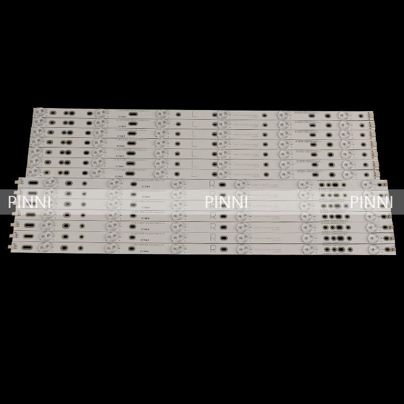 LED Backlight Strip 14 Lamp For Philips 55