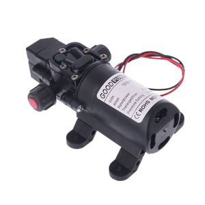 Image 5 - Intelligent Valve DC 12V 130PSI 6L/Min Water High Pressure Diaphragm Self Priming Pump 70W Hot