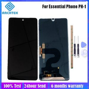 5,7 дюйма для эфирных телефонов PH-1 PH1 ЖК-дисплей + сенсорный экран с рамкой дигитайзер детали сборки 100% проверенные инструменты