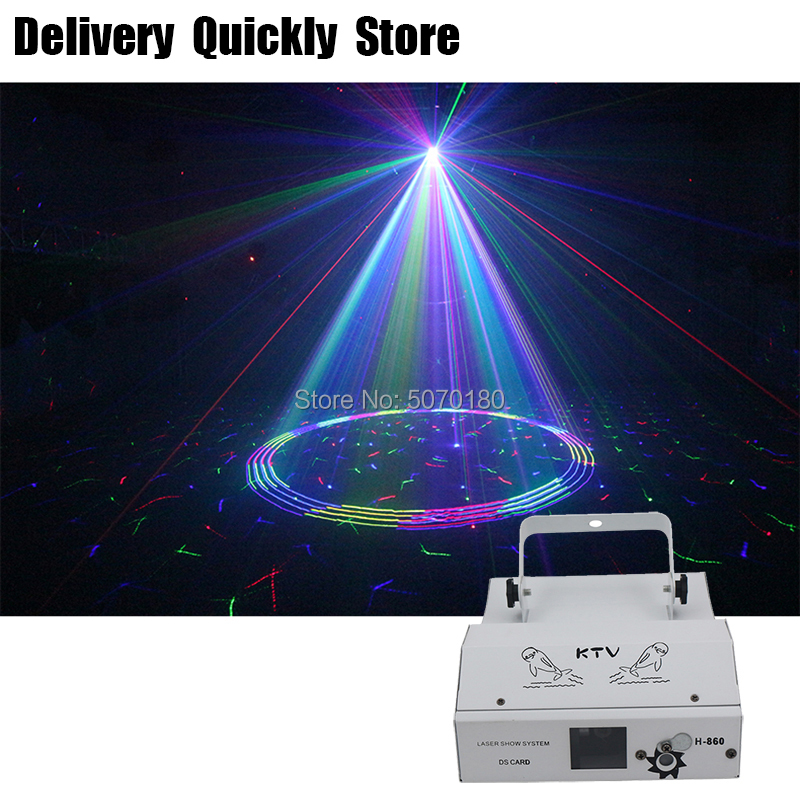 3D Animal RGB Dj Laser Cartoon Image Lines Beam Full Stars Good Use For Bar Xmas Home Party Disco Effect Lighting System Show
