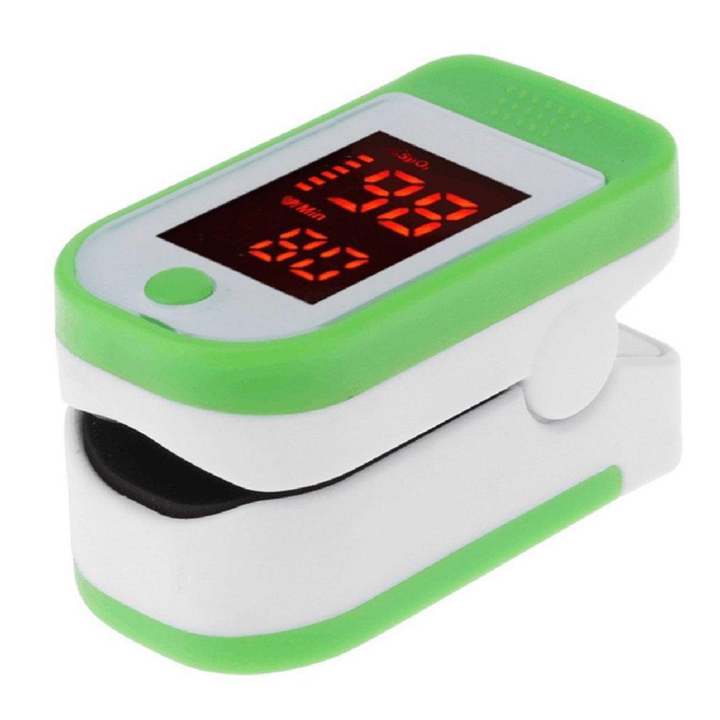 Portable Finger Oximeter Fingertip Pulsoximeter SPO2 PR Pulso Pulsioximetro Household Health Monitors Pulse Oximeter Oximetro