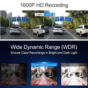 Image 5 - Mijia Mi DDPai Mini3 Dash Cam 32GB eMMC Built in Storage 1600P HD Recording 24H Parking Monitor