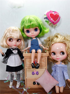 SBlyth Doll Toy Hair ...