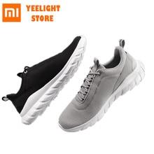 Оригинальные кроссовки Mijia FREETIE, размеры 39-44, мужская спортивная обувь легкая дышащая трикотажная городская беговая Обувь для спорта на открытом воздухе