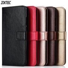Wallet Cases Xiaomi Redmi Note 4 4X Note 5 6 7 Pro Plus CC9E CC9 K20 Pro Flip Leather Phone case Cover zokteec luxury flip business wallet case for xiaomi redmi note 4 4x note 5 6 7 pro plus cc9e cc9 k20 pro go a3 phone cover case