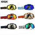 Мотоциклетные солнцезащитные очки, уличные очки для мотокросса, квадроциклов, шлем IOQX MX