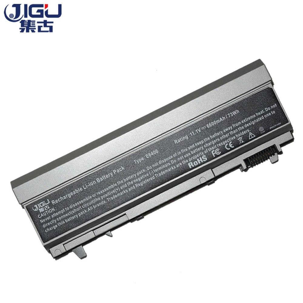 Батарея для ноутбука JIGU 11,1 V C719R 312-0917 KY265 PT434 NM631 451-10583 для DELL для Latitude E6400 E6400 ATG для Precision M2400