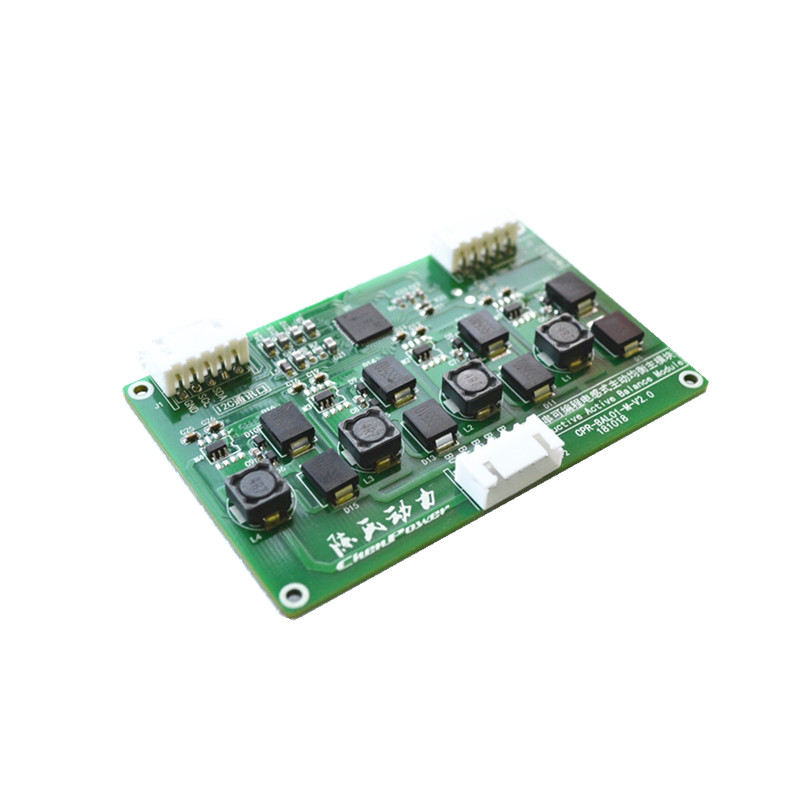 3S 4S 3.2V Lifepo4 Inductive Battery Active Equalizer Balance Board Module 12V Lithium Battery Protection Balancer Board