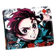 Card Wallet Coin-Pocket-Card-Holder Anime Cartoon with Slayer Demon Kamado Tanjirou