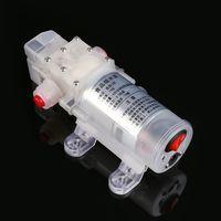 DC 12V 70W Food Grade Diaphragm Water Pump Self Priming Automatic Pressure Control 649E