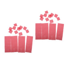 100 Pieces Embroidery Diamond Painting Glue DIY Accessories Mosaic Tool Supplies Diamond Painting Clay Embroidery Plaster(China)
