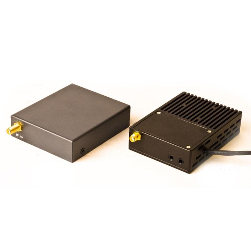 500mw/1000mw/2000mw COFDM Telemetry Transmission Receiver Set 2W Wireless Digital Audio Video Transmitter for UAV Drone Video 13