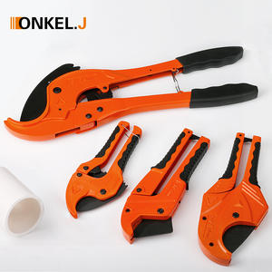 ONKEL.J Pipe-Cutter Scissors Hand-Tools Body-Ratchet Aluminum-Alloy PVC 42mm PP/PE