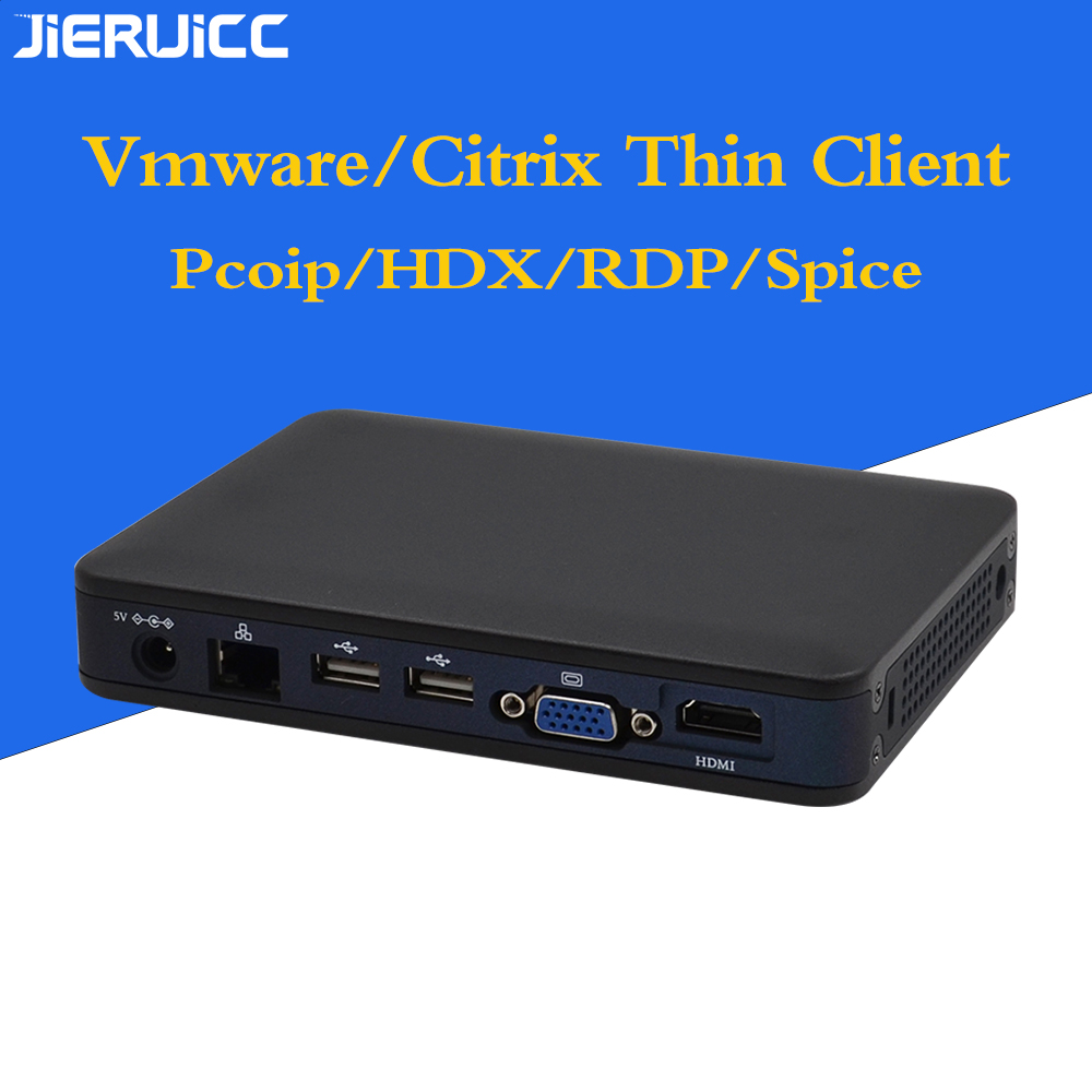 Pcoip Thin Client G6 Support Vmware Citrix Virtualization Computing For Office Working