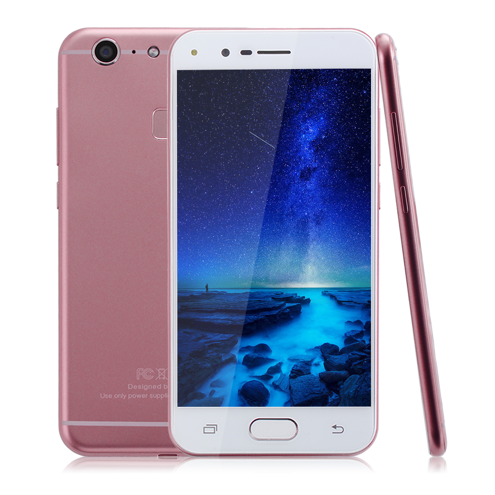 M-HORSE C9Pro Fingerprint Unlock 5.5 Inch 1280*720 HD Display 1G RAM 8G ROM Quad Core Smart Phone For Android 6.0