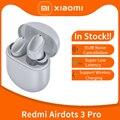 Redmi AirDots 3 Pro TWS Wahre Drahtlose Bluetooth 5,2 Niedrige latenz Ohrhörer Wasserdichte Apt-X Adaptive Noise Reduktion IPX4 mit Mic