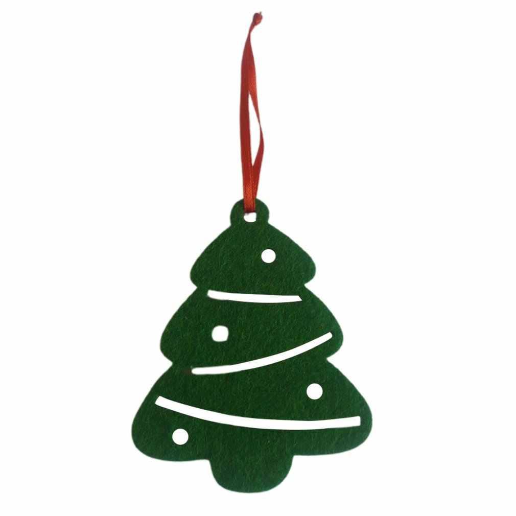 Bearded Standing Old Man Christmas Pendant Creative Christmas Tree Ornament Christmas Decoration Doll Decoration