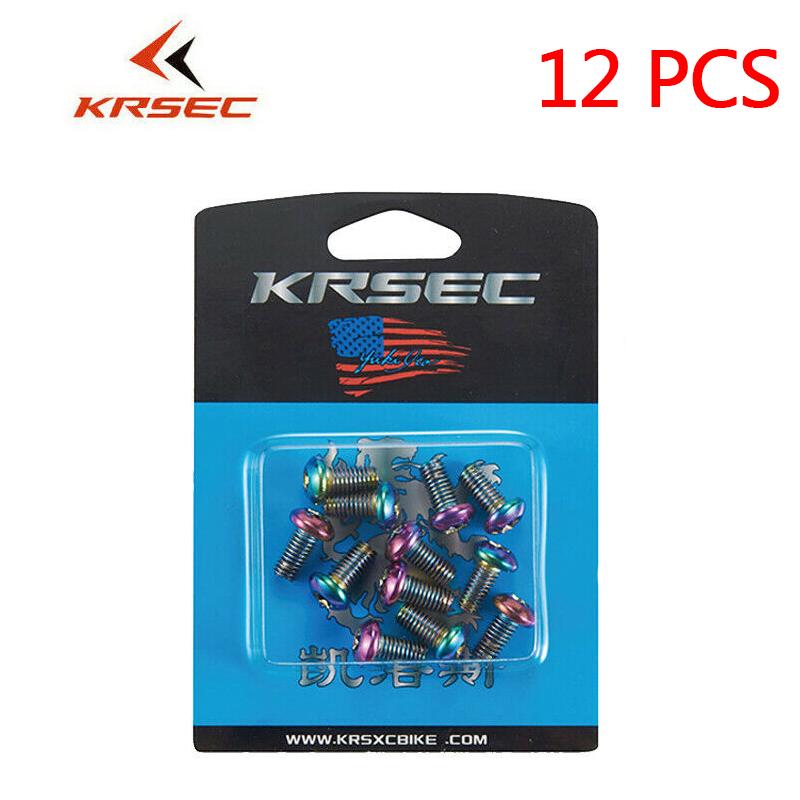 KRSEC Torx M5 * 10 T25 Titanio