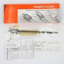 Штангенциркуль 500-196-20/30 150 мм абсолютный цифровой штангенциркуль хороший измерительный инструмент
